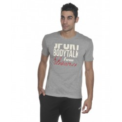 Bodytalk Men with short sleeves and printing