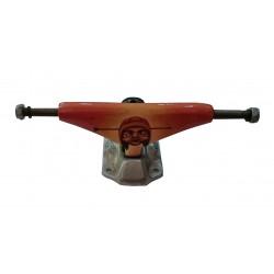 Skateboard axis