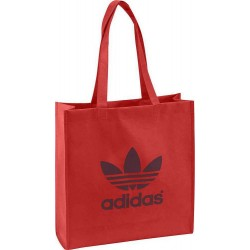 ADIDAS AC TREFOIL SHOP BAG