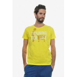 Body talk trng fr life mens t-shirt