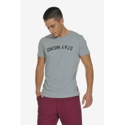 Βody talk stay weird mens t-shirt