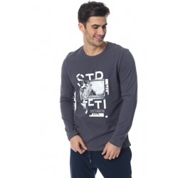 Body talk street mens longsleeve t-shirt