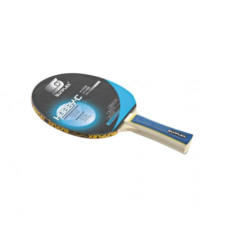 Table tennis racket sunflex hobby-c