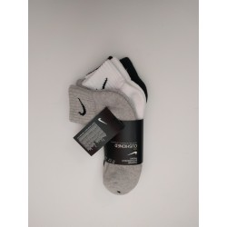 Nike Nike Cushion Quarter Training Sock 3 Pair