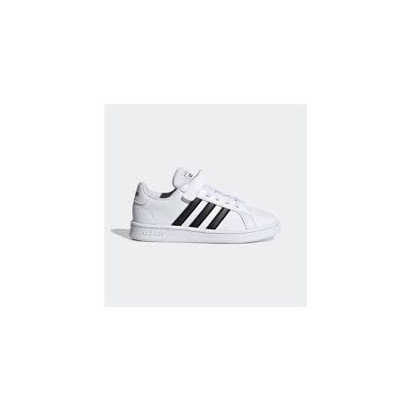 Adidas grand court kids life style shoes